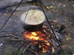 Этапы приготовления рыбного блюда