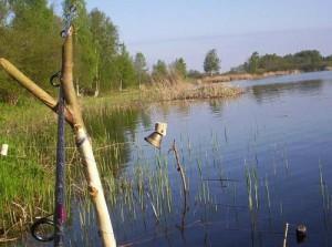 Снасти для ловли в тихой воде