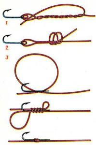 Как правильно вязать рыболовные крючки, чтобы избежать обрывов