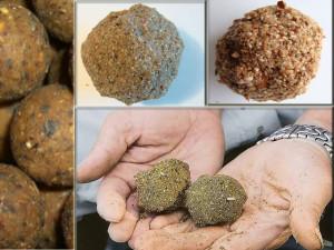 Основные ингредиенты карповой прикормки
