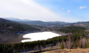 Озеро Пустое