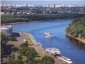 Главная водная магистраль области