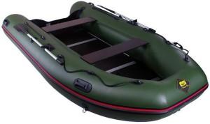 Современные материалы для надувных лодок