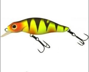 Jackson KOMACHI 4.5 см 2.5 г Perch Floating