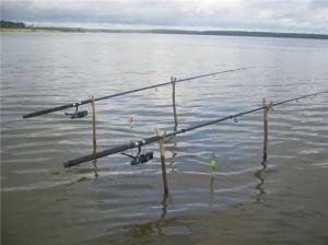 Снасти для речной ловли